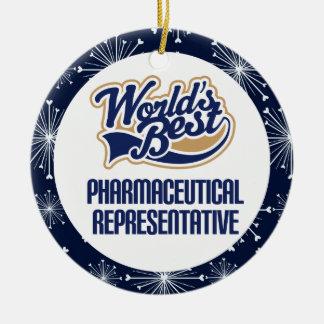 Het farmaceutische Ornament van de Gift van Rep