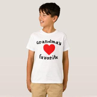 Het Favoriete overhemd van de oma T Shirt