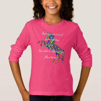 Het Feminisme van Intersectional is Geweldige de T Shirt