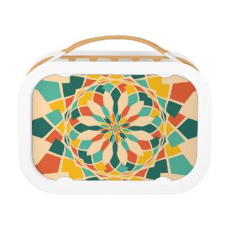 Het festival van de zomer lunchbox