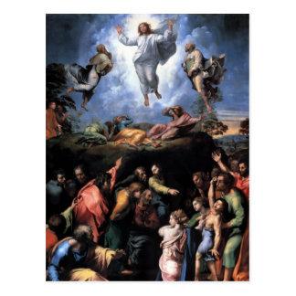 Het fijne art. van de Transfiguratie Briefkaart