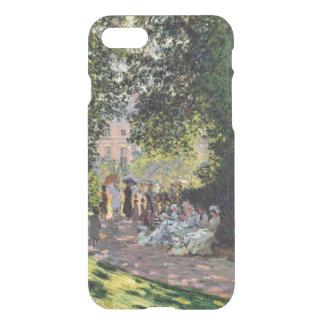Het Fijne Art. van Monceau Monet van het park iPhone 8/7 Hoesje