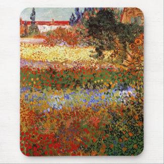 Het Fine Art. het bloeien van de Tuin (F430) Van Muismat