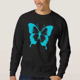Het fladderende Silhouet van de Vlinder van de Trui