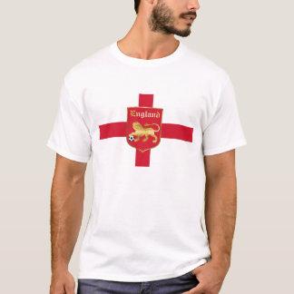 Het Football van Engeland T Shirt