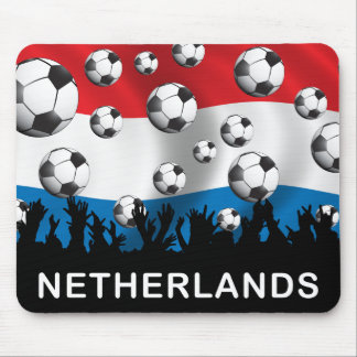Het Football van Nederland Muismat