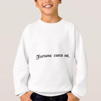 Het fortuin is blind trui