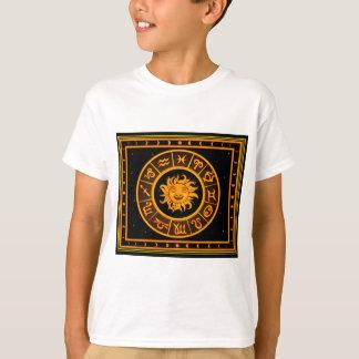 het fortuin van de de constellatiedierenriem van t shirt