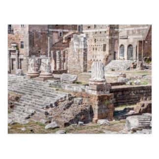 Het forum van Augustus is één van Keizer Briefkaart