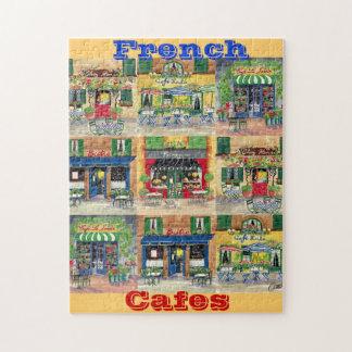 Het Franse Raadsel van de Koffie Puzzel