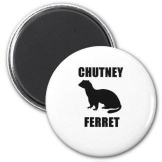 Het Fret van het chutney Magneet