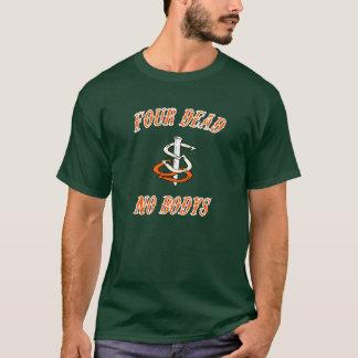 Het Fundamentele Donkere t-overhemd-Donkere Bos T Shirt