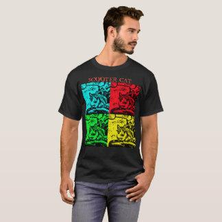 Het fundamentele Zwarte T-shirt die van het Mannen
