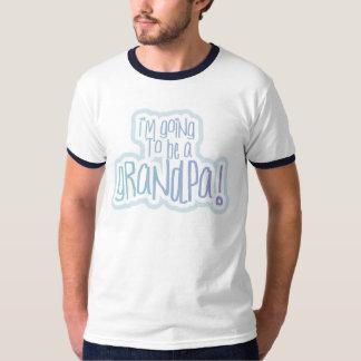 Het gaan een Opa zijn T Shirt