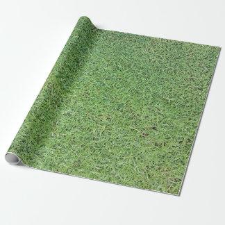 Het Gazon van het Gras van de besnoeiing Inpakpapier
