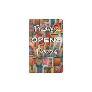 Het gebed opent het Dagboek Moleskine van het Pocket Moleskine Notitieboekje