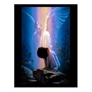 Het Gebed van de engel Briefkaart