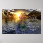 Het gebed van de Sereniteit Plaat