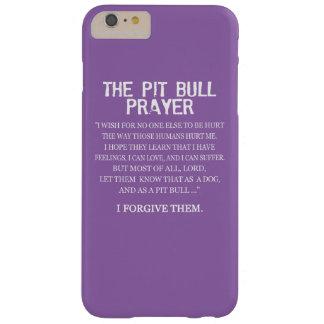 Het gebed van de Stier van de Kuil Barely There iPhone 6 Plus Hoesje