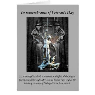 Het Gebed van de wapenstilstandsdag Briefkaarten 0