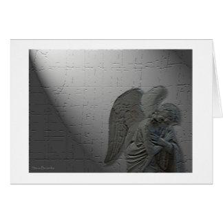 Het Gebed van een Engel Kaart