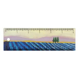 Het Gebied van de lavendel (Frans Landschap) - Lineaal