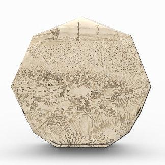 Het Gebied van de tarwe - Van Gogh Prijs