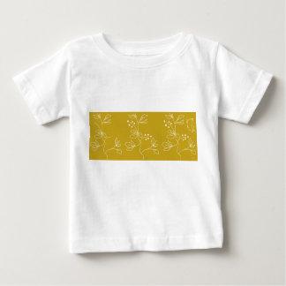 Het Gebied van de vlinder Baby T Shirts