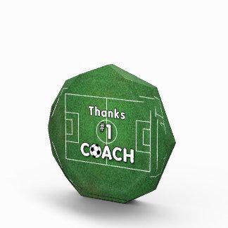 Het Gebied van het Gras van de Bus van het Voetbal Prijs