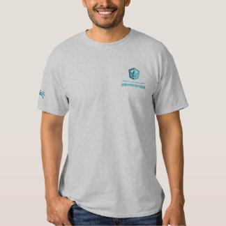 Het geborduurde Noordwestelijke Overhemd van de