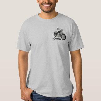 Het Geborduurde Overhemd van de opa Fietser