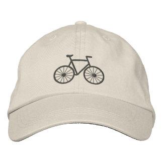 Het Geborduurde Pet van de douane Biking