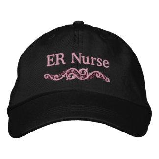 Het Geborduurde Pet van de Verpleegster van ER