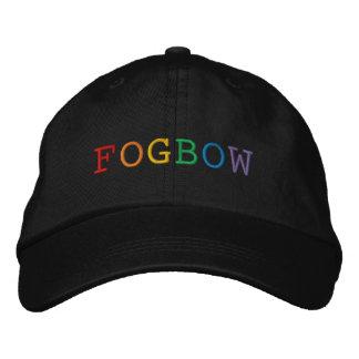 Het Geborduurde Pet van Fogbow Word