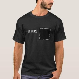 Het Gebroken Hart van de BESNOEIING HIER T Shirt