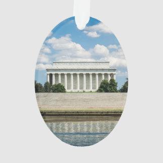 Het Gedenkteken van Lincoln Ornament