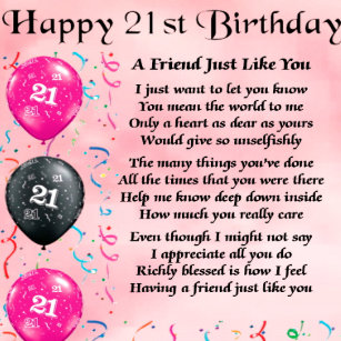 Gedicht Verjaardag Tegeltjes Zazzle Nl