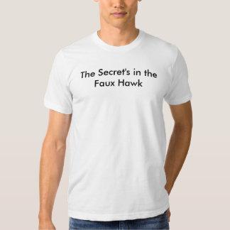 Het geheim in de Havik Faux Tshirt