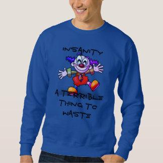 Het gek gemaakte t-shirt van Clowny