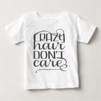 Het gekke Haar geeft niet Baby T Shirts