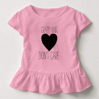 Het gekke Haar, geeft niet Overhemd Kinder Shirts