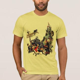 Het gekke Overhemd van de Partij van het Monster T Shirt