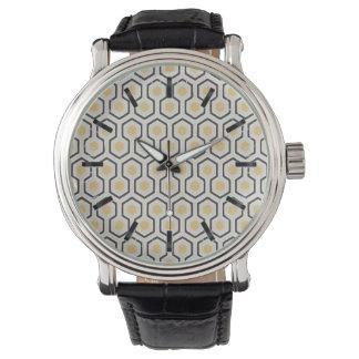 Het gekleurde Patroon van het Net van de Horloges