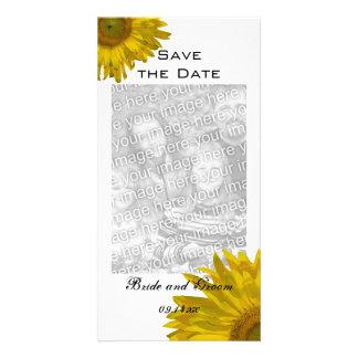 Het gele Huwelijk van de Zonnebloem bewaart de Kaart