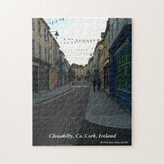 Het gelijk maken van Wandeling in Clonakilty, Cork Legpuzzel