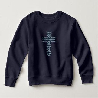 Het GELOOF inspireerde DWARS Grafisch T-shirt
