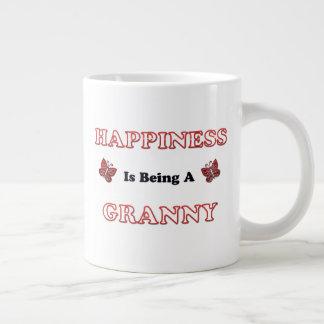 Het geluk is een Oma Grote Koffiekop
