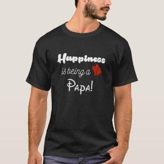 Het geluk is een Pa T Shirt