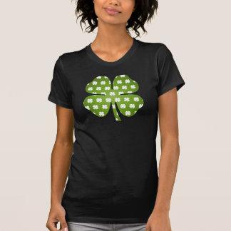 Het Geluk van vier Blad T Shirt