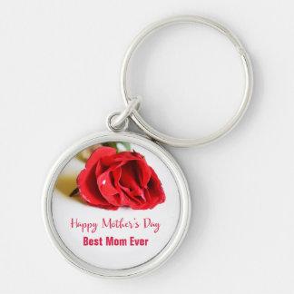 Het gelukkige Beste Mamma van het Moederdag ooit + Sleutelhanger